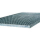 Aco SELF Vario süllyesztett hálós rács 60x40cm-es