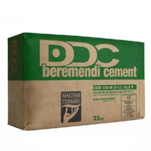 DDC cement EN 197-1 CEM II/B-M (V-LL) 32,5 R