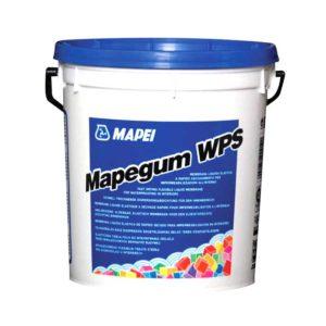 Mapegum WPS Gyorsszáradású, rugalmas, kenhető, beltéri vízszigetelő anyag.